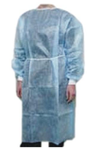 Poliprpline Non Woven Gown for Hospital