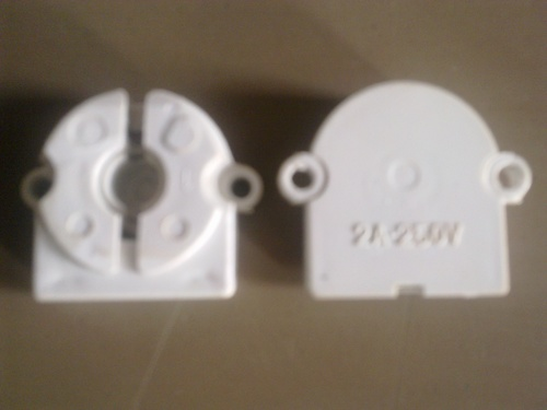 T8 Lamp Holder Screw Fit