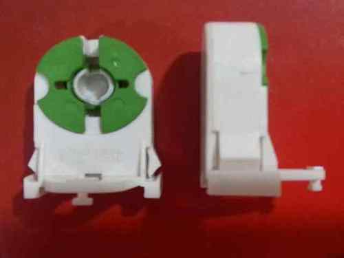 T8 Popup,Push Through Lampholder