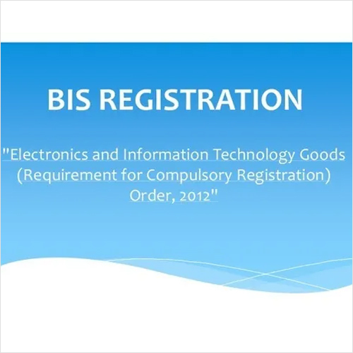 Electronic Good Registration Scheme BIS