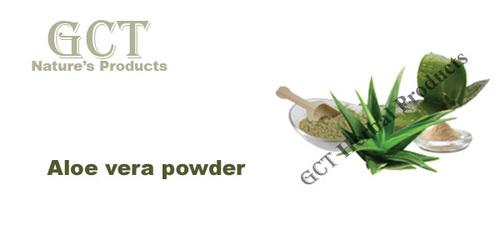 Aloe vera powder