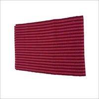 Line Paddle Handloom Rug