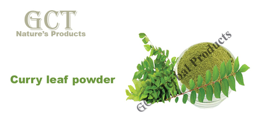 Curry leaf powder