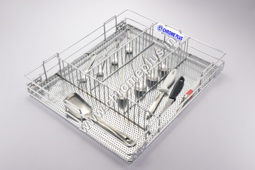 SS Perforated Kitchen Cutlery