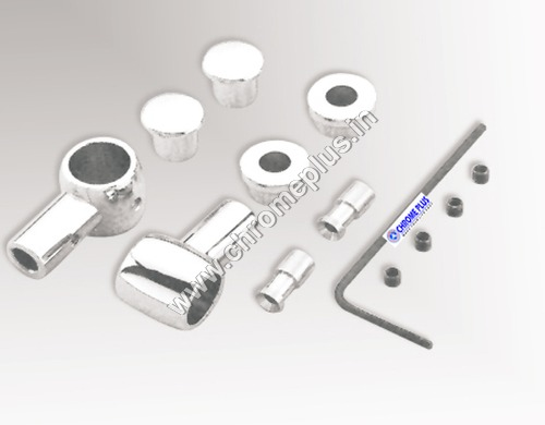 SS Tube Holder Kitchen Kit