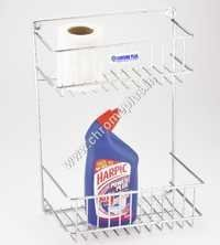 SS Detergent Holder 2 shelve