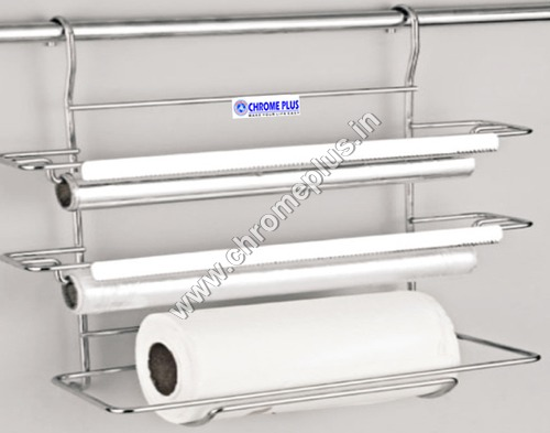 SS Kitchen Paper Foil with Cutter