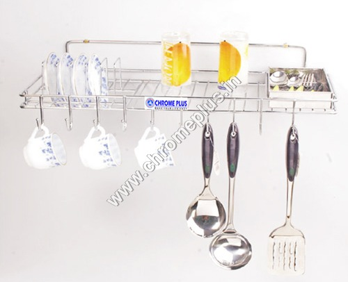 SS Kitchen Ralling System