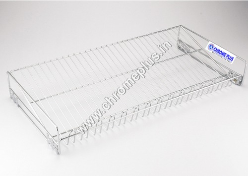 SS Modular Shoe Rack