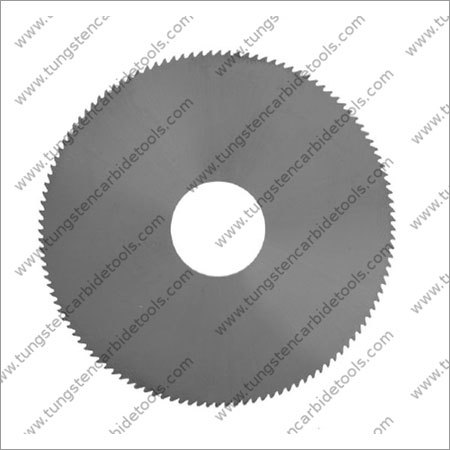 Tungsten Carbide Slitting Saw