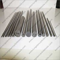 Tungsten Carbide Rod With Coolant Hole