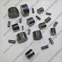 Tungsten Plugs