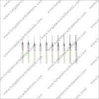 Tungsten Carbide Micro Drills