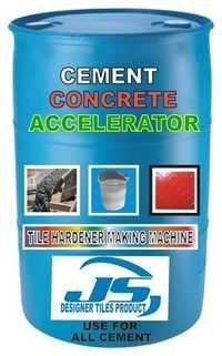 Cement Concrete Accelerator