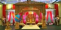 Bollywood Wedding Mandap