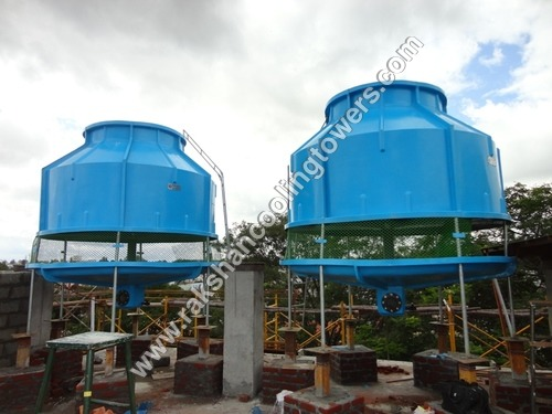Bottle Shaped Cooling Tower