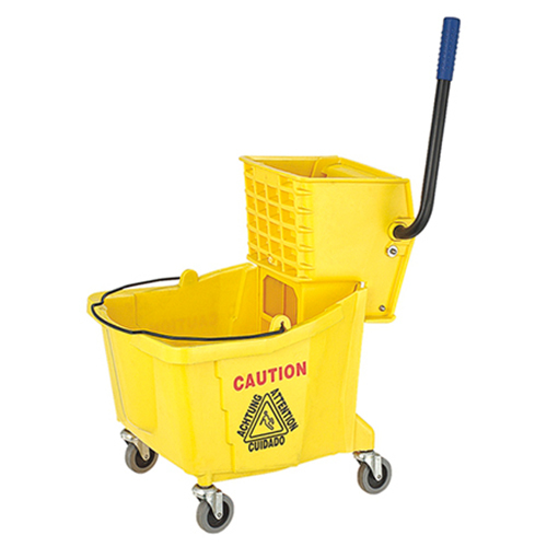 Single Mop Wringer Trolley For Home/Hotel