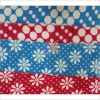 Printed Anti Pilling Fleece Fabrics