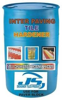 Interpaving Tile Hardener