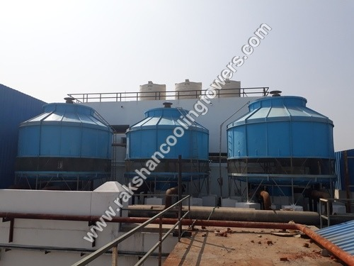 Fiber Reinforced Plastic Cooling Towers