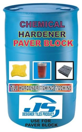 Chemical Hardener For Paver Blocks