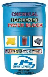 Chemical Hardener For Paver Blocks
