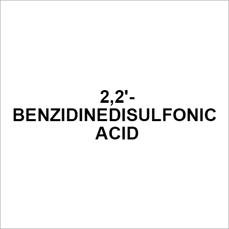 2,2-Benzidinedisulfonic acid