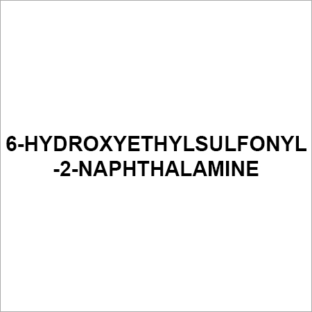 6-Hydroxyethyl Sulfonyl-2-naphthylamine