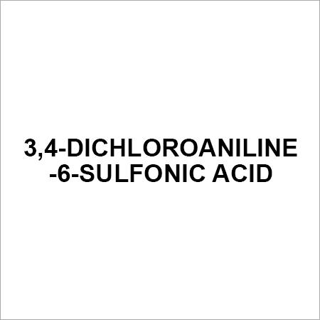 3,4-Dichloroaniline-6-sulfonic acid