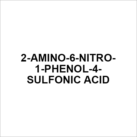2-Amino-6-nitro-1-phenol-4-sulfonic acid