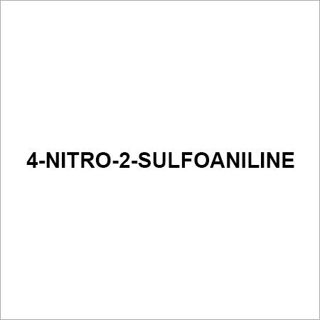 4-NITRO-2-SULFOANILINE