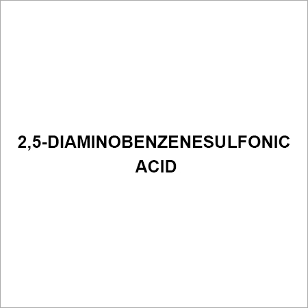 2,5-Diaminobenzenesulfonic acid