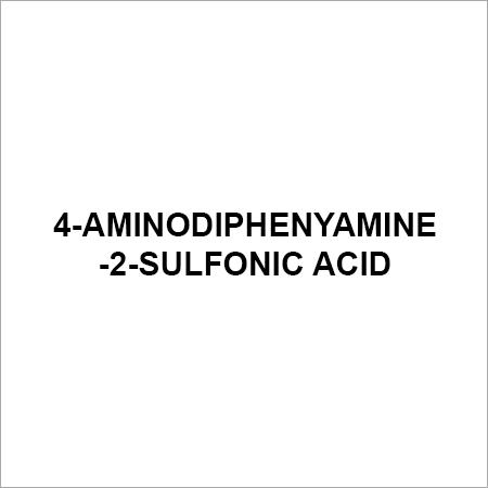 4-Aminodiphenyamine-2-sulfonic acid