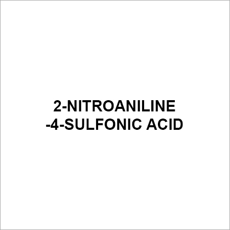 2-Nitroaniline-4-sulfonic acid