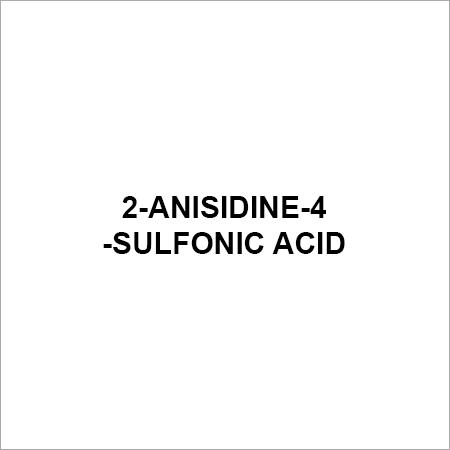 2-Anisidine-4-sulfonic acid