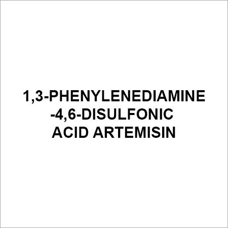 1,3-PHENYLENEDIAMINE-4,6-DISULFONIC ACID ARTEMISIN