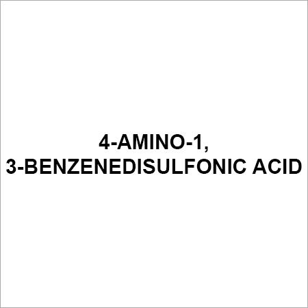 4-Amino-1,3-benzenedisulfonic acid