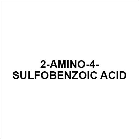2-Amino-4-sulfobenzoic acid