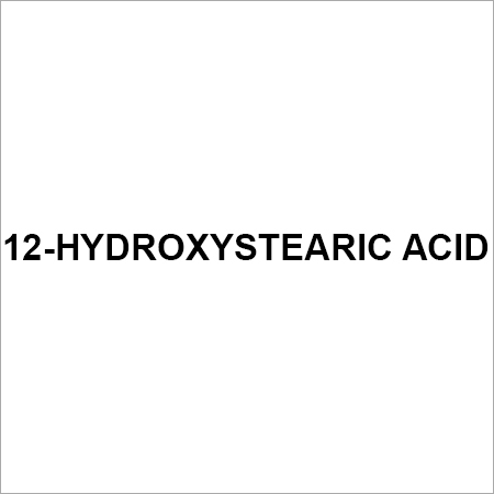 12-Hydroxystearic Acid