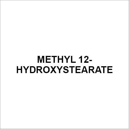 Methyl 12-hydroxystearate