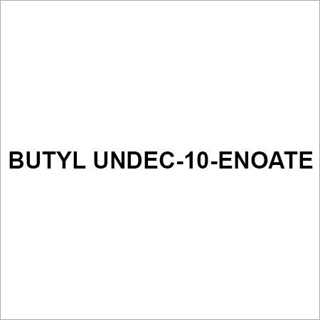 butyl undec-10-enoate