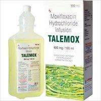 Moxifloxacin hydrochloride 400 mg infusion