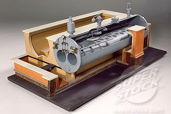 Lanchisher boiler