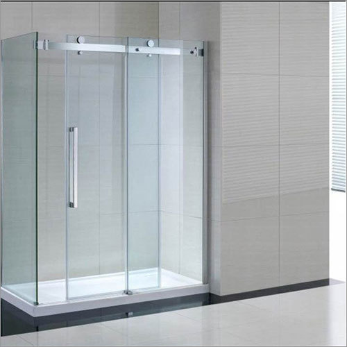 Cubical Shower Glass
