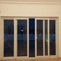 UPVC Track Sliding Door