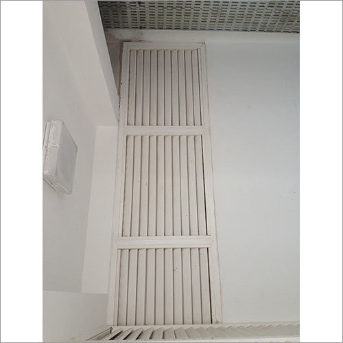 UPVC Fixed Louvers