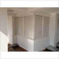 UPVC Louver Partitions