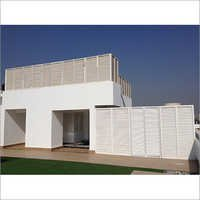 UPVC Louver Terrace