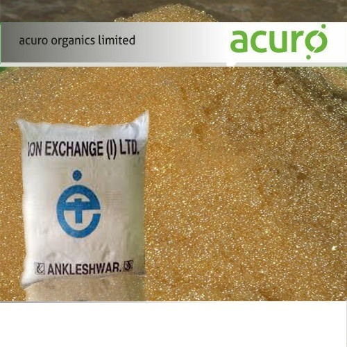 Ion Exchange Resin