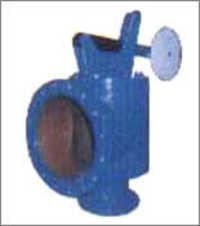 Dead weight safety valve